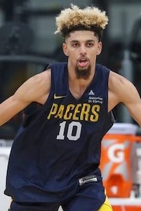 Brian Bowen Pacers