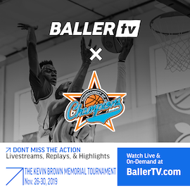 The Kevin Brown Memorial Tournament of Champions on Baller TV