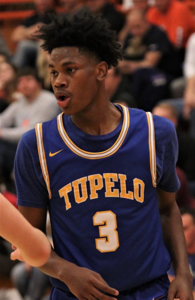 Josh Mitchell, Tupelo MVP